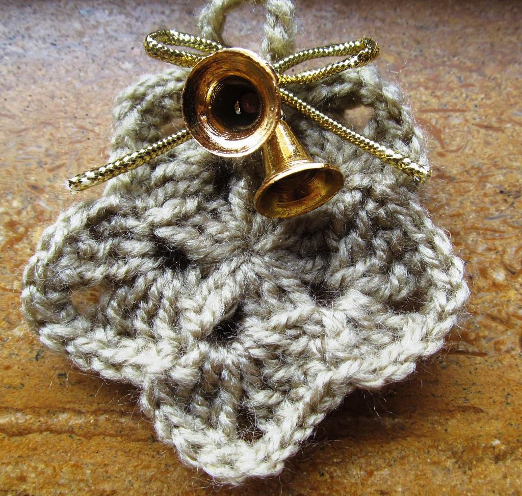 Free Crochet Star Pattern3