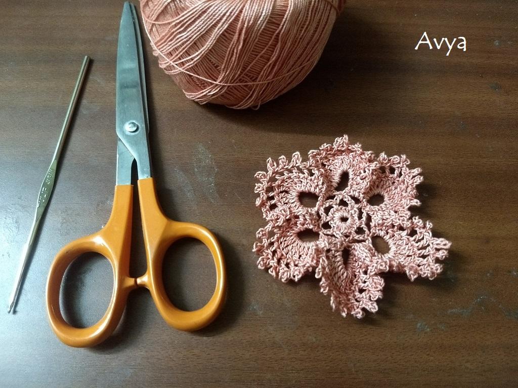 Decor Flower Pattern (5)
