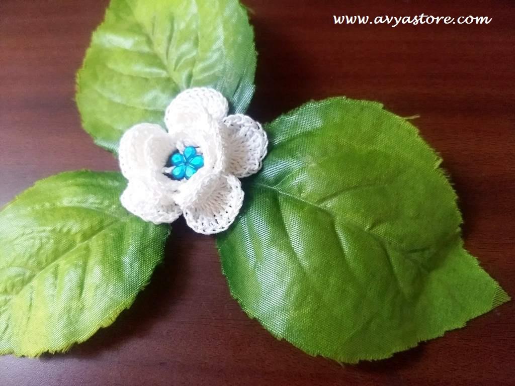 Avyastore -Five Petal Irish Rose Flower