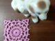 Lacey Thread Crochet Motifs No. 1