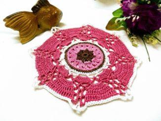Crochet Oriental Lily Avyastore