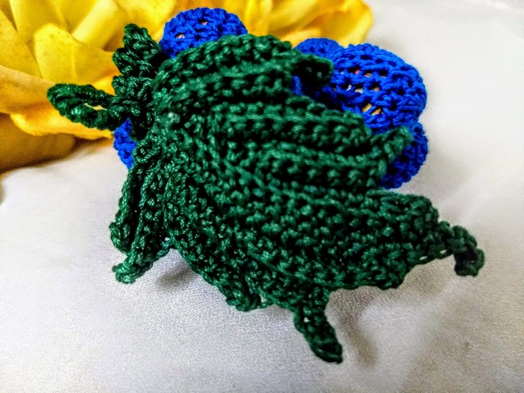 Crochet Grapes