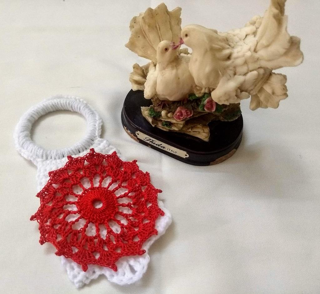 Crochet Napkin Holder_Avyastore