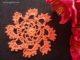 Crochet Spiral Motif @Avyastore