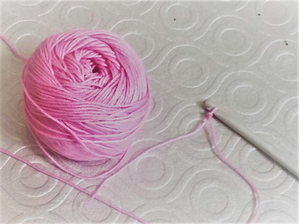 Basic of Crochet Series (1)