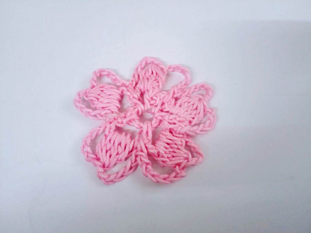 Easy Crochet Flower Design 1_Avya17092020 (6)