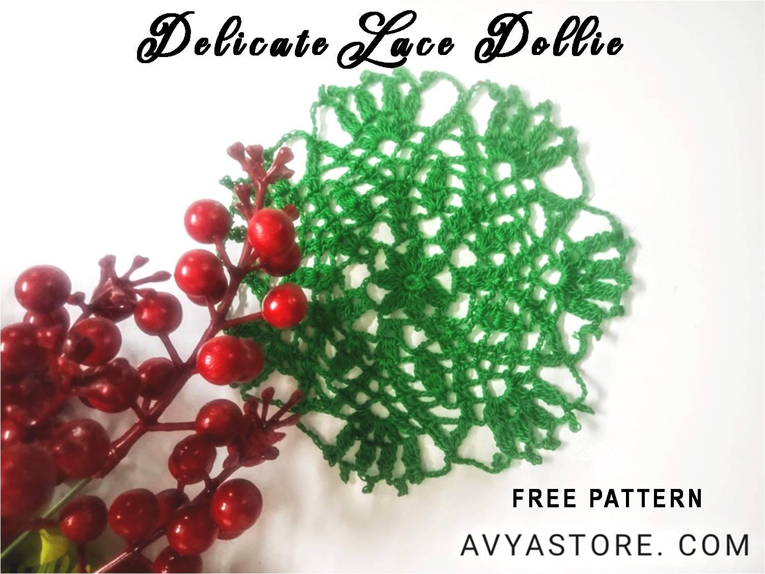 Delicate Lace Dollie