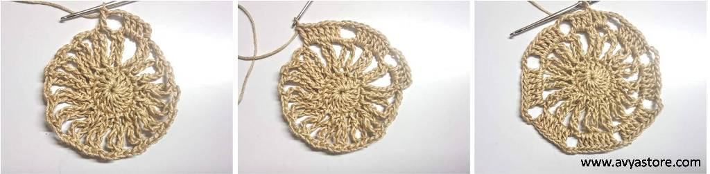 How-to-Crochet-a-Daisy-Flower-and-an-Octagon-Daisy-Motif_-Round1-4