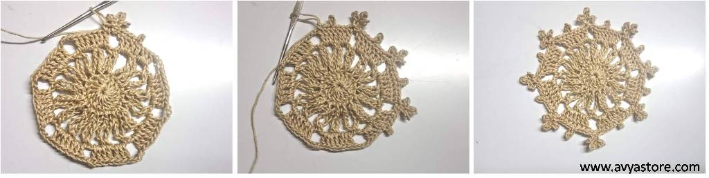 How-to-Crochet-a-Daisy-Flower-and-an-Octagon-Daisy-Motif_-Round1-5
