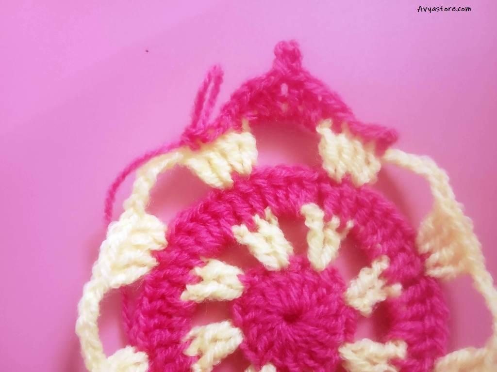 Crochet Tea Coaster - Free Pattern and Instructions