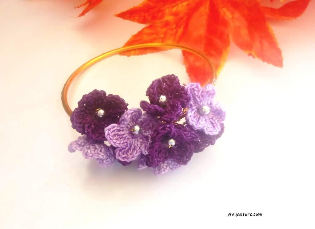 How to Crochet Verbena Flowers – Free Tutorial (4)