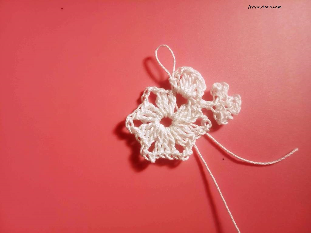 How to make five easy crochet snowflakes – Free Patterns_Avyastore27112020 (13)