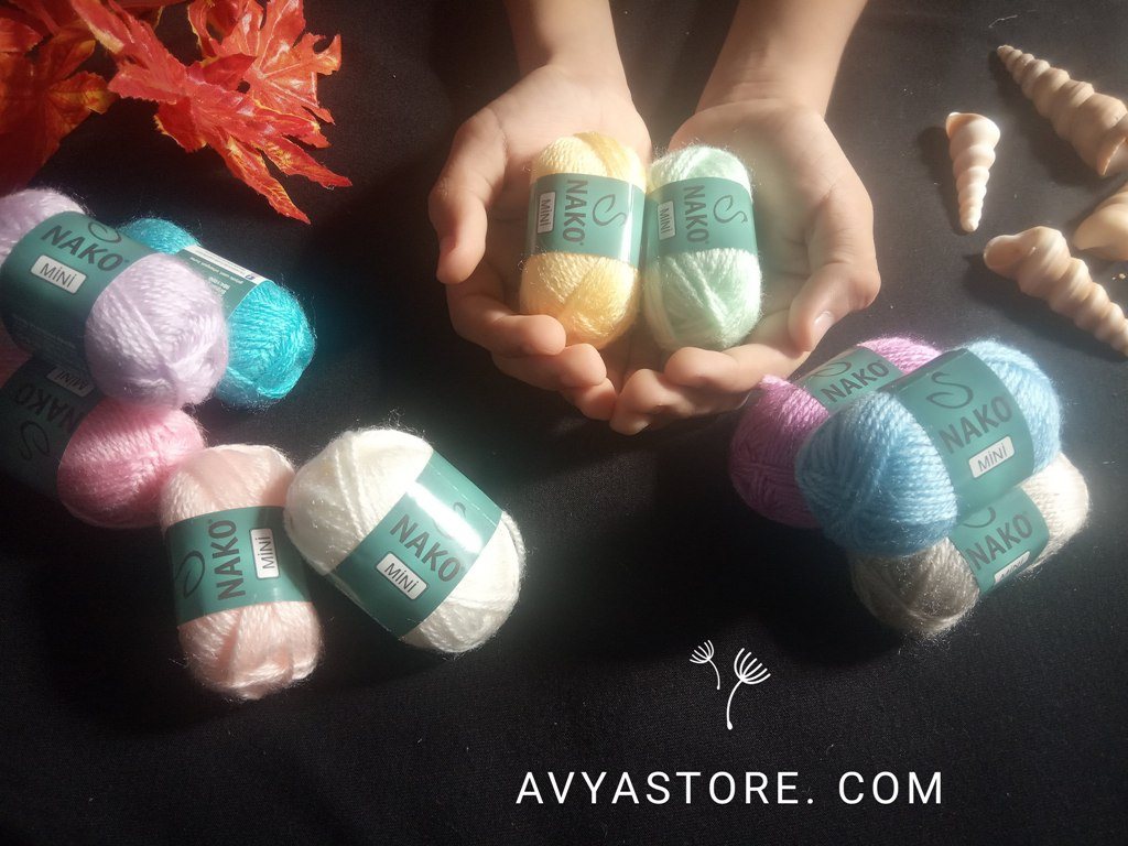 Yarn Review – Nako Mini