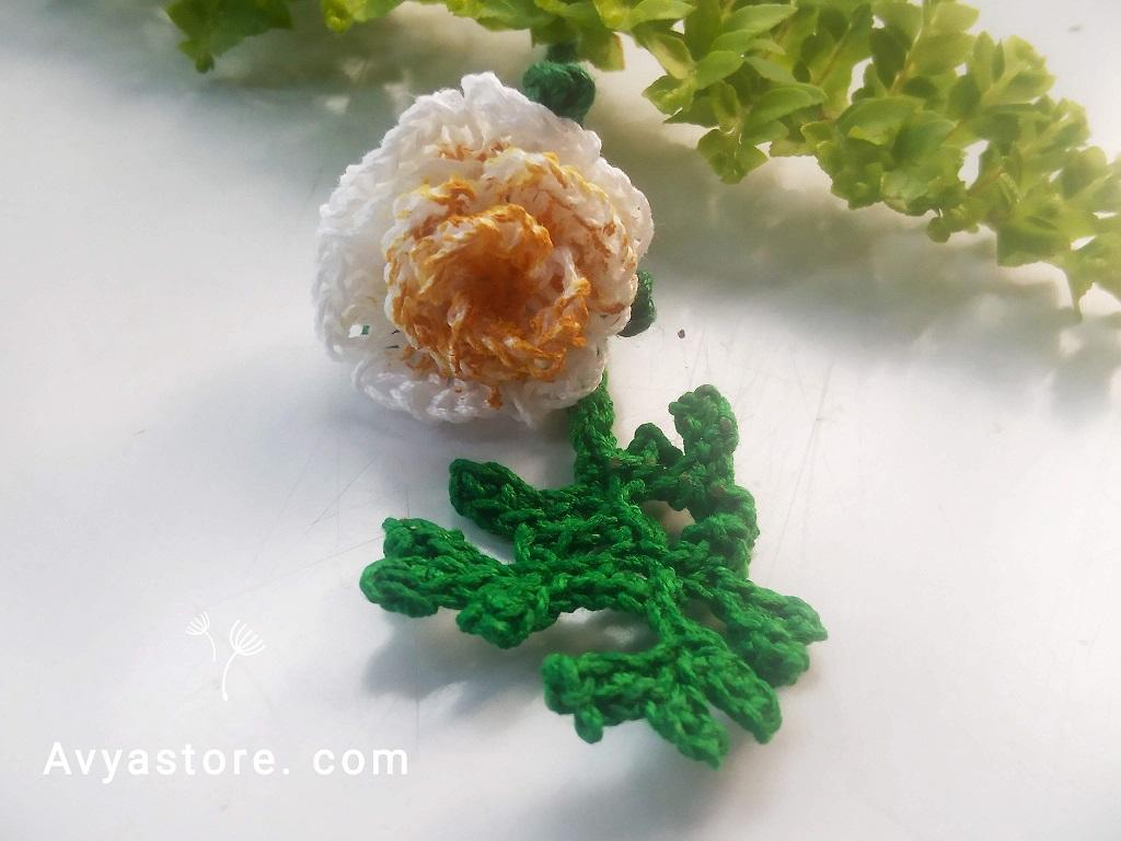 Micro Crochet - A New Skills.