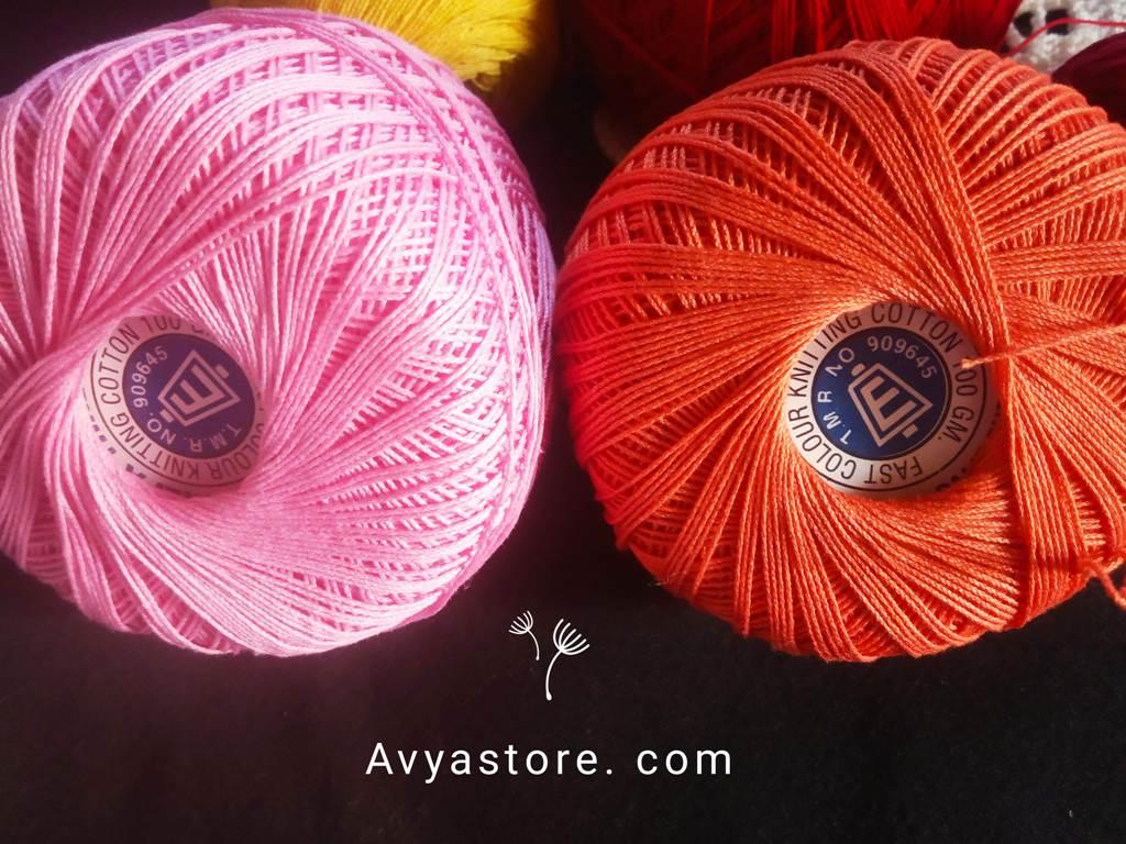 Shilpa Threads - Yarn Review