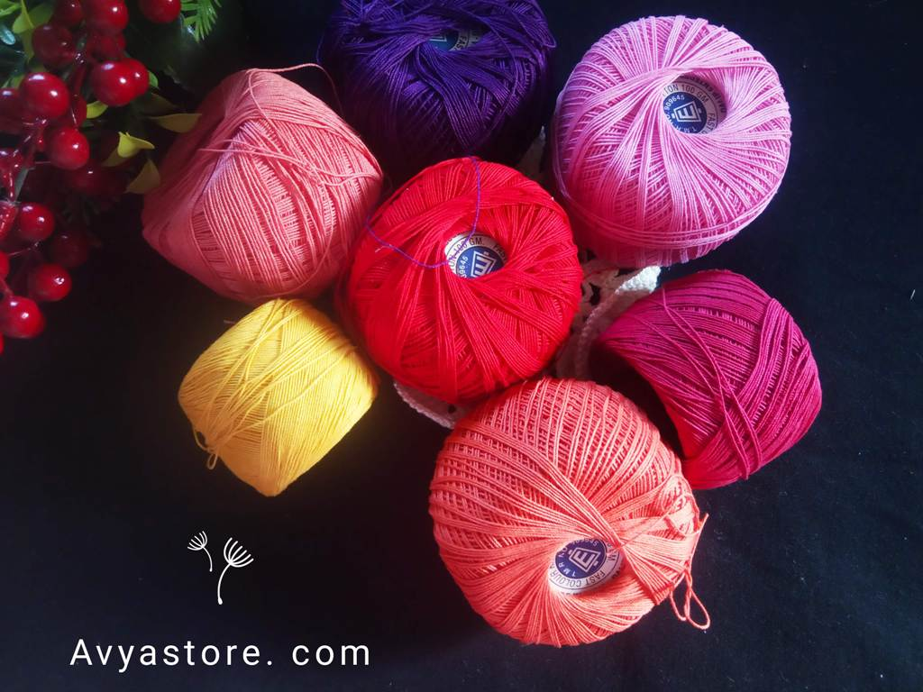 Shilpa Threads – Yarn Review (2)