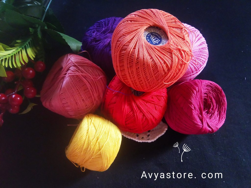 Shilpa Threads – Yarn Review (3)