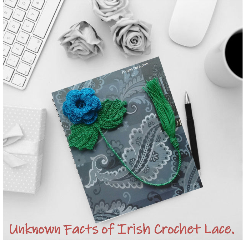 Unknown Facts of Irish Crochet Lace.