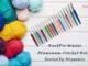 KnitPro Waves Aluminium Crochet Hooks Review