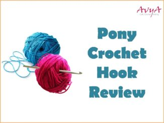 Pony Crochet Hooks Review