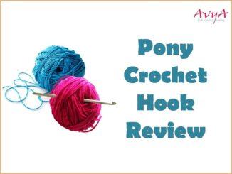 Pony Crochet Hooks Review