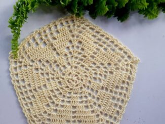 Crochet Lace Dollie by Avyastore