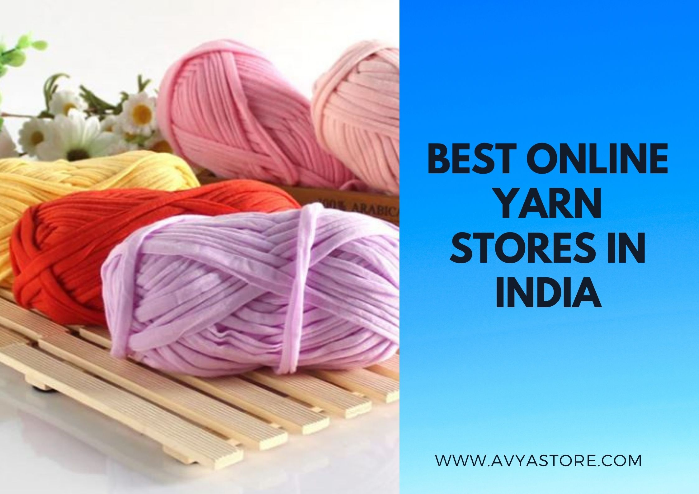 Best Online Yarn Stores In India
